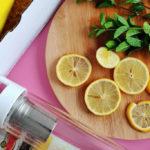 Amazing beauty benefits of lemon