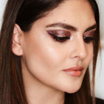 Step-by-Step Guide to pull off the Glitter Eye shadow