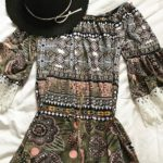 Stylish Hippie Outfits For Women