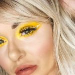 Breezy ways to add yellow to your summer makeup routine