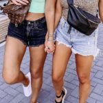 Trending fashion articles to wear with your shorts
