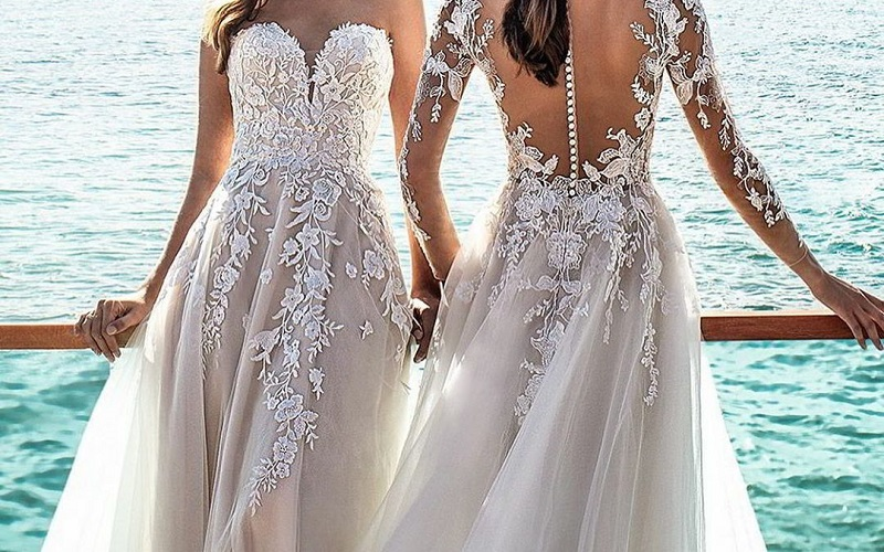 Top Long-Sleeved Wedding Dresses To Get Elegant Style